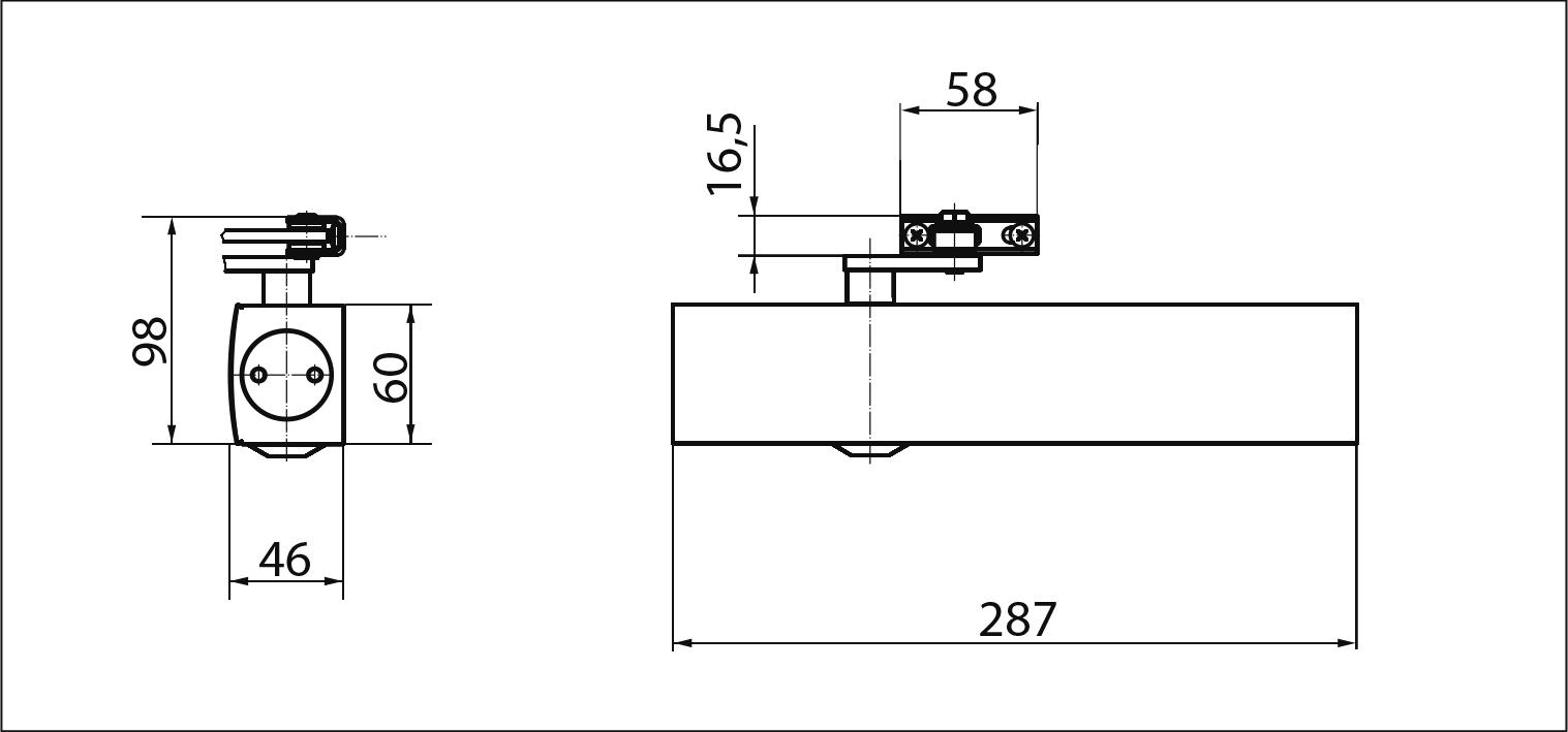 geze deurdranger ts 4000. Black Bedroom Furniture Sets. Home Design Ideas