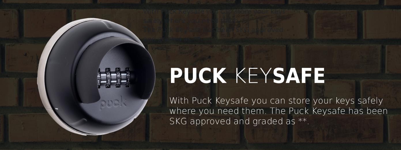 Puck Keysafe