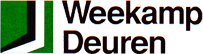 Weekamp deuren Logo