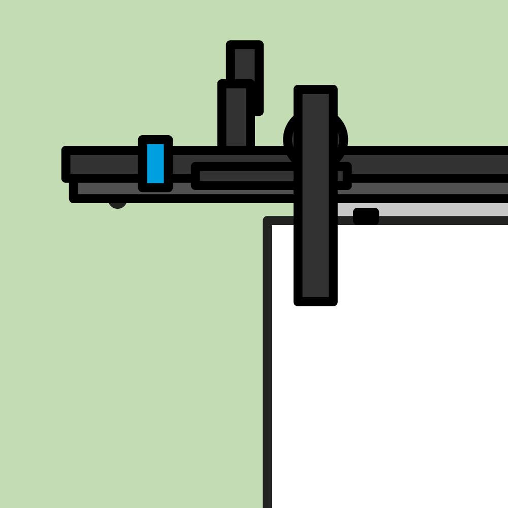 Deurstopper animatie