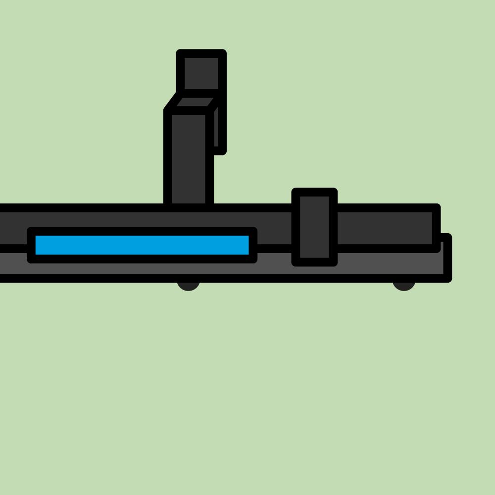 Softclose systeem animatie