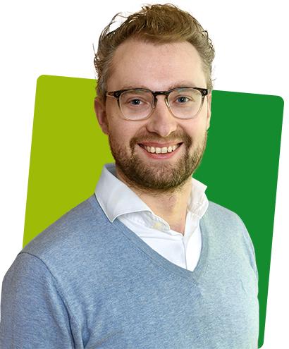 Siebe ten Hulscher, oprichter van deurbeslag.nl