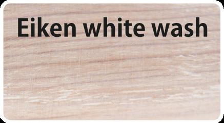 Eiken white wash