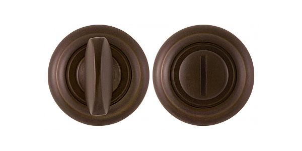 Deurbeslag accessoires brons
