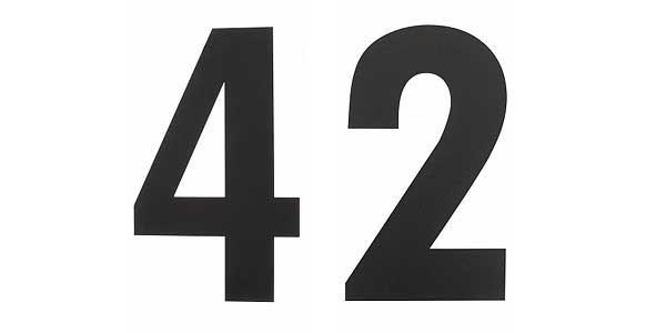 Intersteel huisnummers