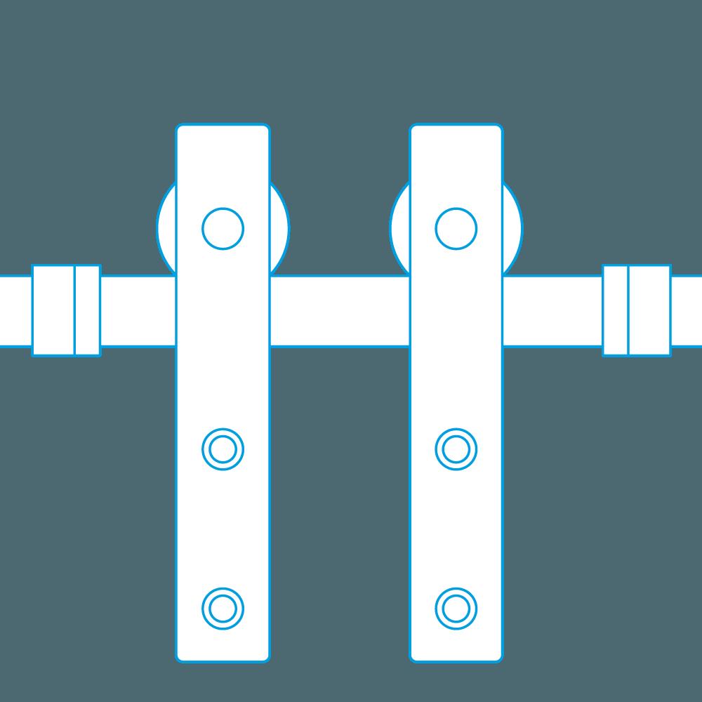 Schuifdeursysteem