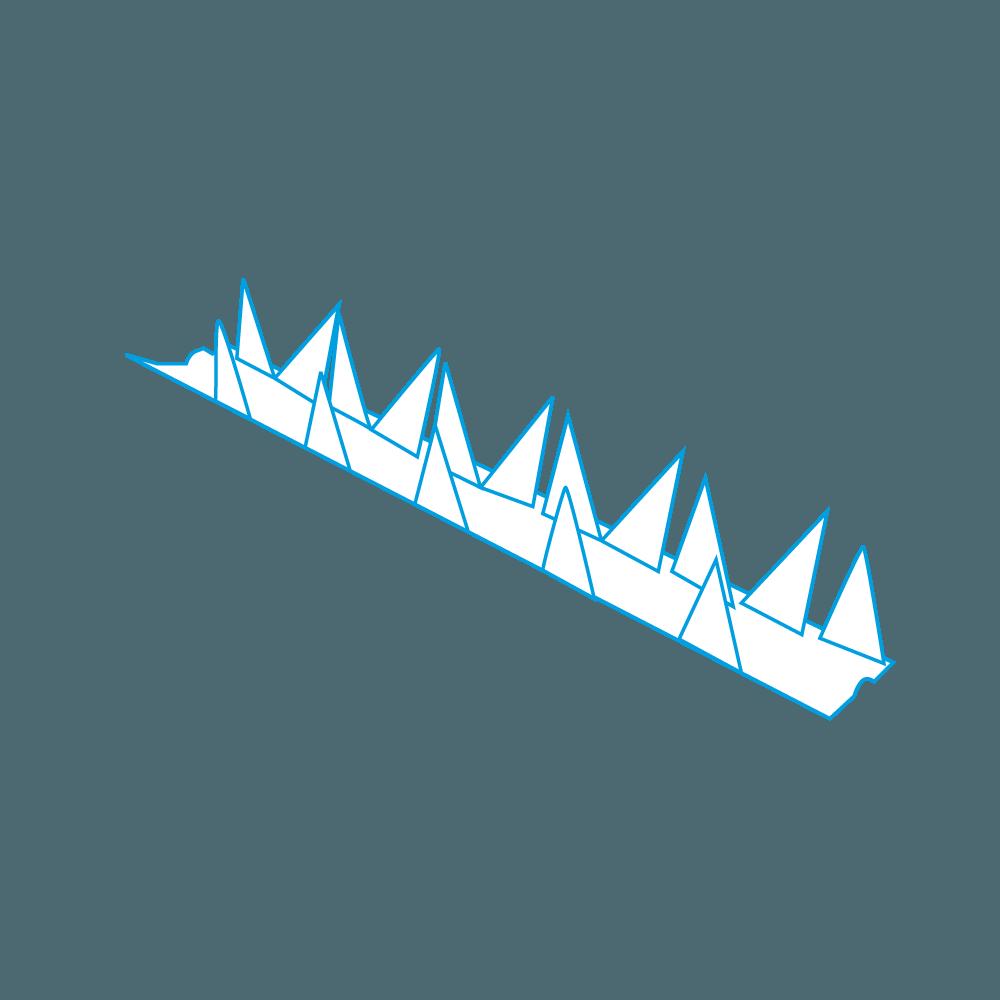 Anti-klimstrip