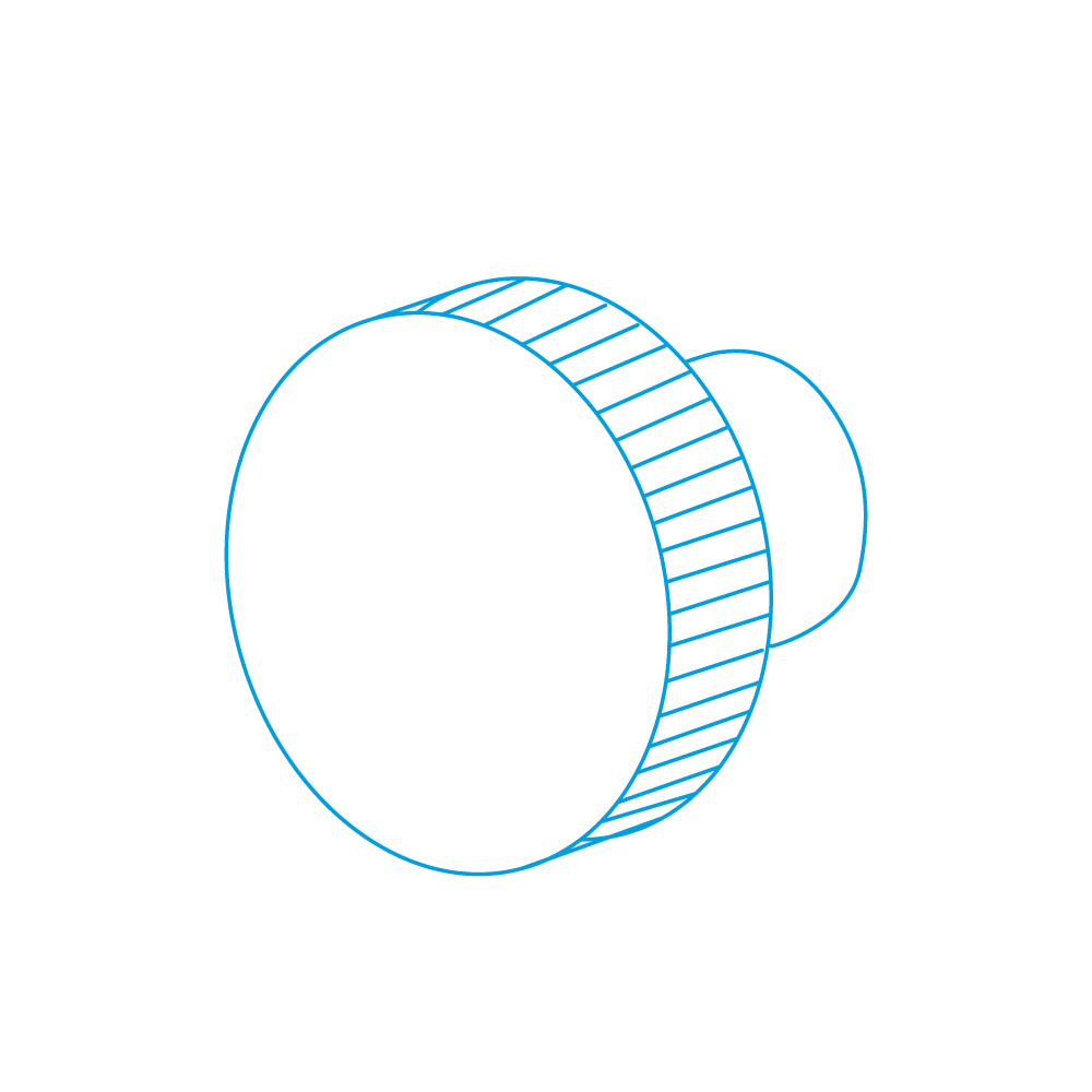 Cilinderknop