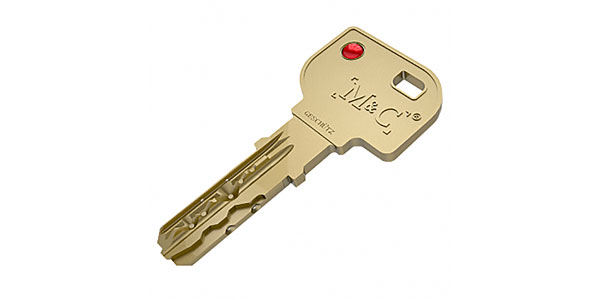 M&C sleutels