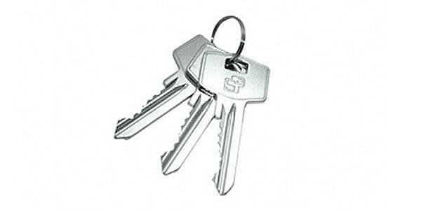 S2 sleutels