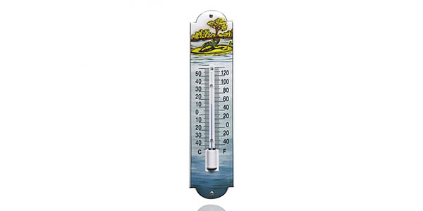 TopEmaille thermometers