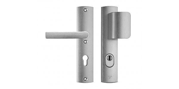 Veiligheidsgarnituur aluminium