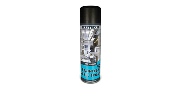 Zettex RVS spray