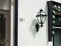 De geschiedenis van de huisnummers