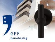 Zwart assortiment GPF bouwbeslag
