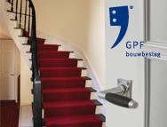 GPF jaren 1920-1930 stijl deurbeslag