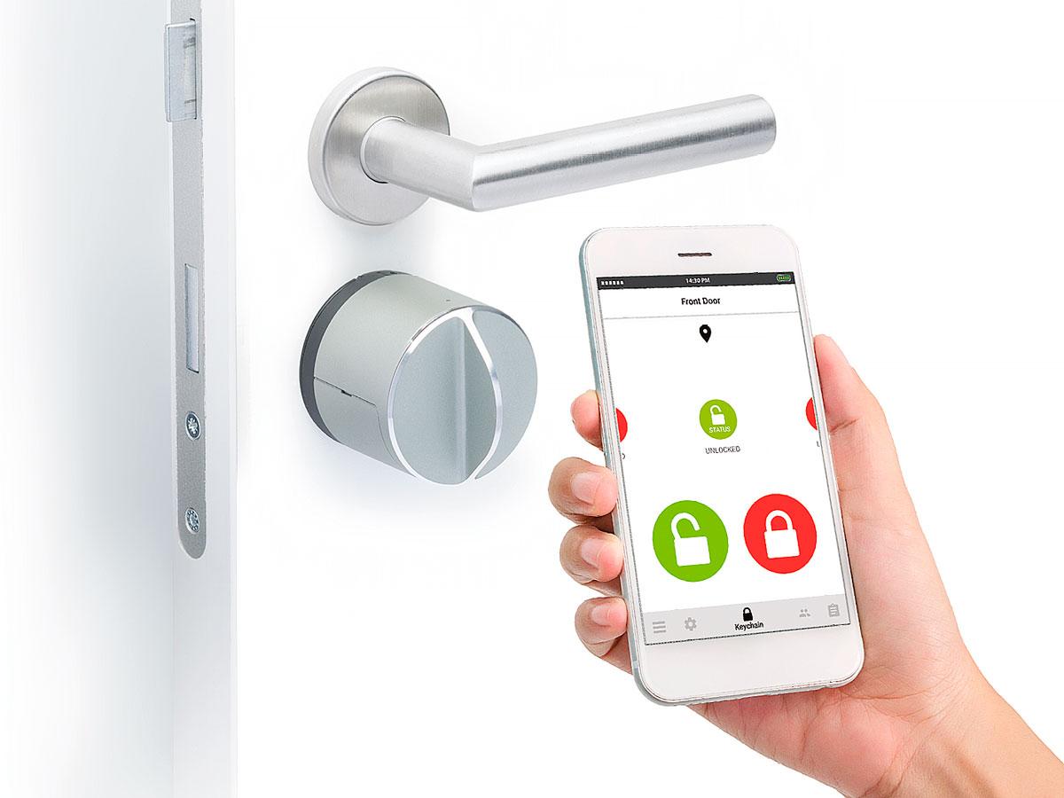 Danalock bewijst: veilig openen en sluiten met je mobiel