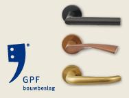 PVD kopertrend van GPF bouwbeslag