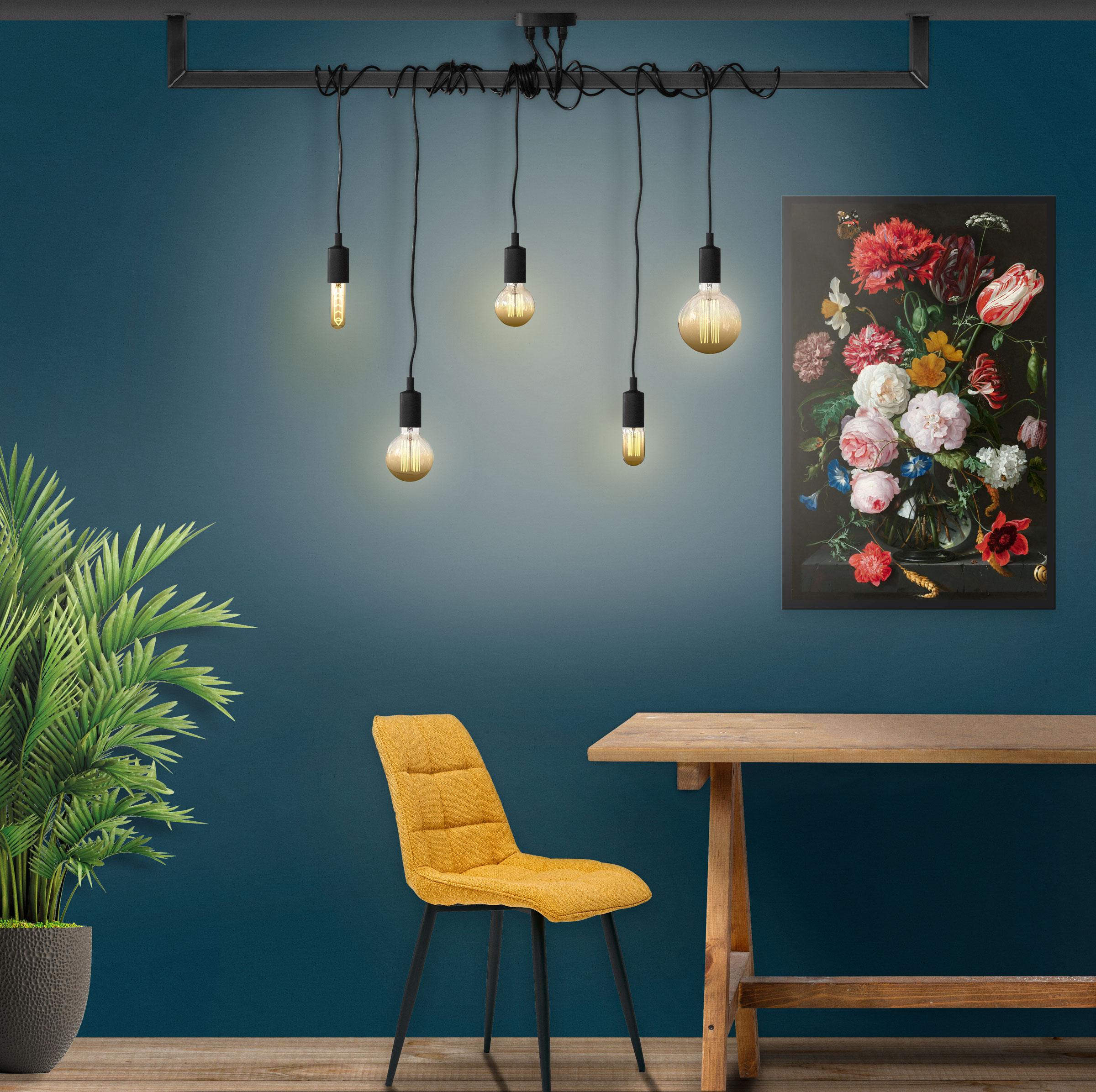 Nieuw: industriële lampen van Cubic Colors
