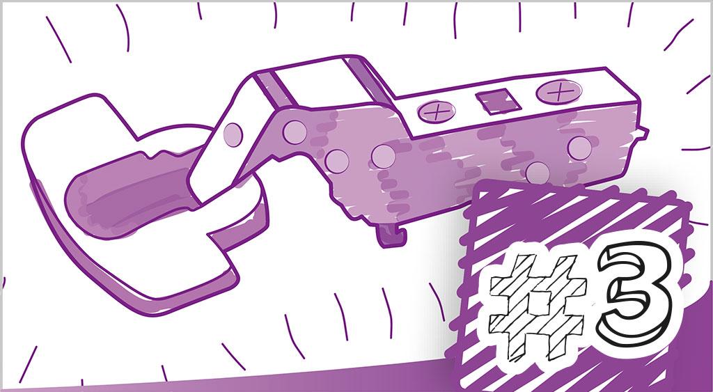 Het perfecte potscharnier #3: demping, vering en push-to-open